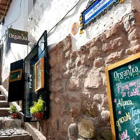 gay restaurants in Perú